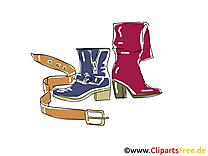 Chaussures en cuir illustration images gratuites