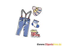 Mode enfants dessin gratuit à télécharger