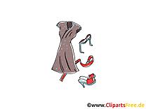 Robe images - Vêtements clip art gratuit