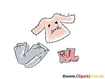 Vêtements illustration images gratuites