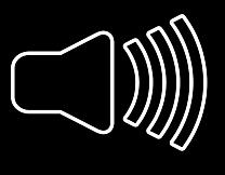 Haut-parleur cliparts gratuis - Noir et blanc images