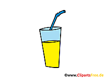 Jus dessin - Nourriture clip arts gratuits