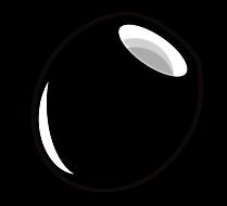 Olive noire image gratuite – Nourriture clipart