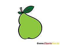 Poire images - Nourriture clip art gratuit