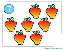 Pomme dessin - Nourriture cliparts à télécharger