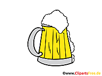 Bière dessin cliparts à télécharger