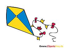 Cerf-volant clipart dessins gratuits