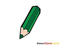 Crayon image gratuite illustration