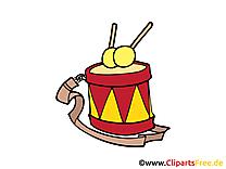 Tambour image gratuite illustration