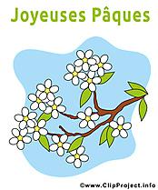 Arbre image gratuite - Pâques illustration