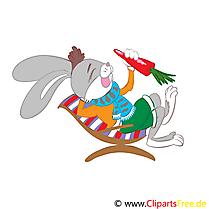 Carotte cliparts gratuis - Pâques images