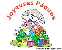 Décorer oeufs dessin - Pâques clip arts gratuits