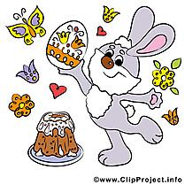 Fête images - Pâques clip art gratuit