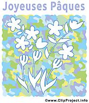 Fleurs pâques image à télécharger gratuite