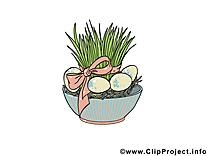 Herbe dessin à télécharger - Pâques images