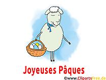 Image à télécharger - Pâques clipart