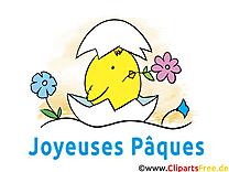 Image gratuite – Pâques clipart