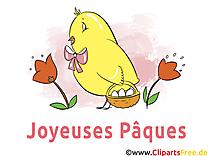 Images - Pâques dessins gratuits
