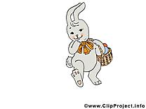 Lapin Pâques images  dessins gratuits
