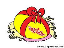 Oeuf clipart - Pâques dessins gratuits