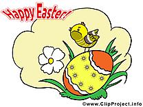 Oeuf  Pâques image gratuite cliparts