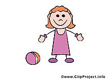 Ballon image gratuite – Bonhomme cliparts