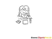 Coloriage maternelle dessin gratuit à télécharger