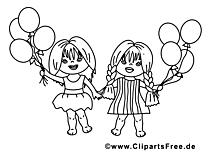Enfants dessin gratuit à imprimer