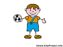 Football dessin à télécharger – Bonhomme images