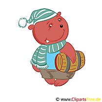 Ours clipart gratuit - Matenelle dessins gratuits