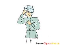 Anime dessins gratuits - Homme clipart gratuit
