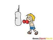 Boxeur dessin - Personne cliparts à télécharger
