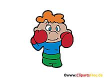Boxeur dessin à télécharger - Personne images