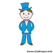 Gentleman images - Personne dessins gratuits