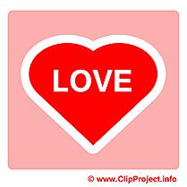 Amour image gratuite - Pictogramme cliparts