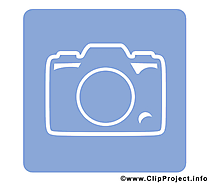 Appareil photo clipart - Pictogramme  dessins