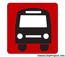 Bus dessin à télécharger - Pictogramme images