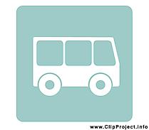 Bus dessins gratuits - Pictogramme clipart gratuit