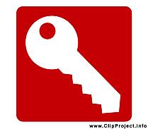 Clef image gratuite - Pictogramme  images