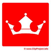 Couronne pictogramme image gratuite