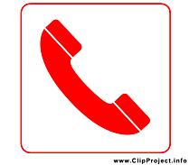 Téléphone illustration à télécharger gratuite
