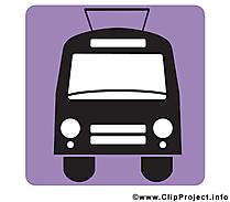Trolleybus image gratuite - Pictogramme illustration