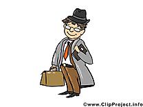 Agent d'assurances cliparts gratuis - Métier images
