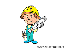 Architecte clip art gratuit – Profession images gratuites