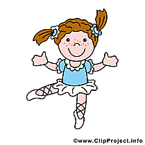 Danseuse image gratuite - Profession images cliparts