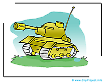 Tank armée illustration à télécharger gratuite