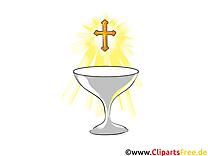Calice illustration - Baptême images gratuites