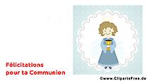 Femme image – Communion images cliparts