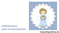 Fille clip art gratuit – Communion images