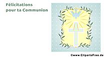 Prière clip art – Communion gratuite